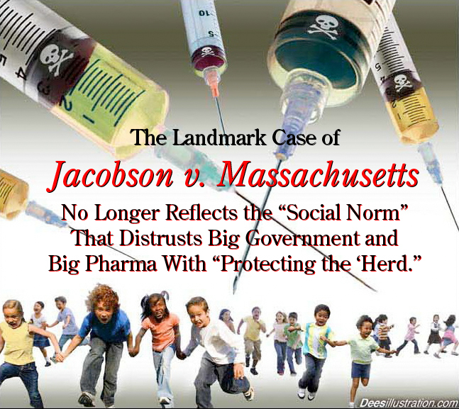 Vaccination deception has awakened society to government malfeasance.