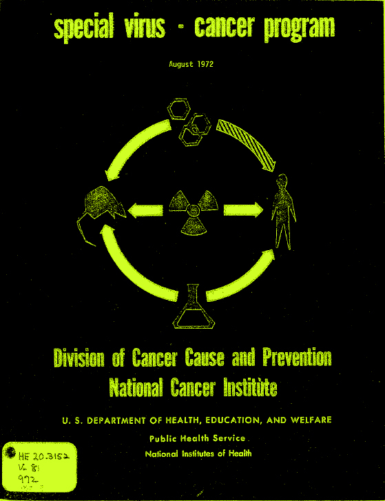 special-virus-cancer-program-1972-cover