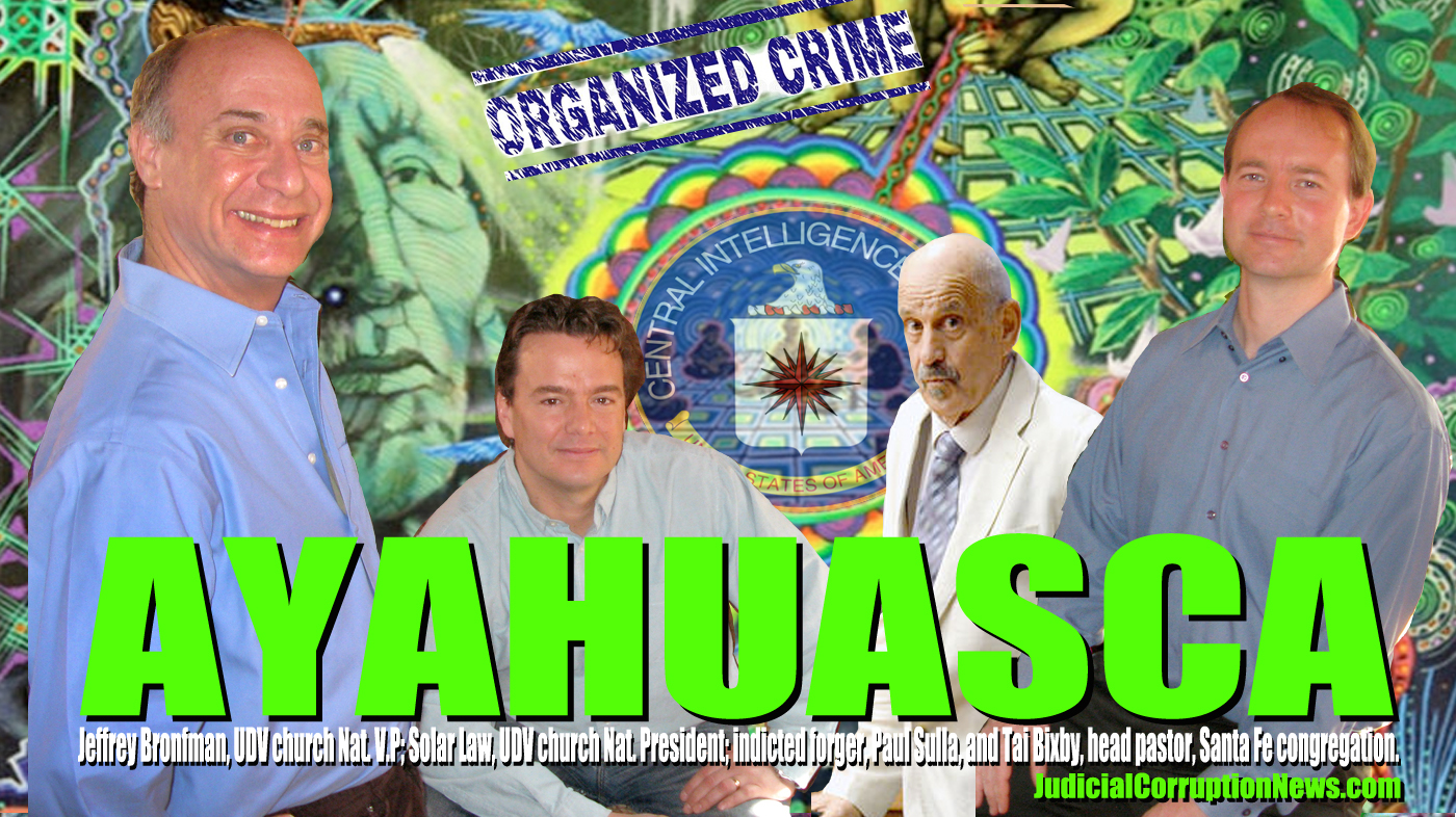 true history of ayahuasca