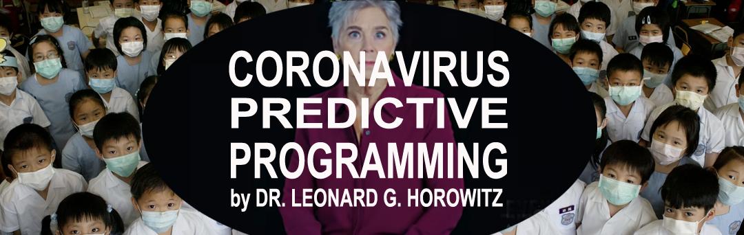 Coronavirus Predictive Programming