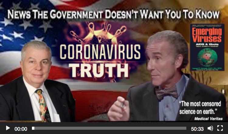 Coronavirus bioterrorism