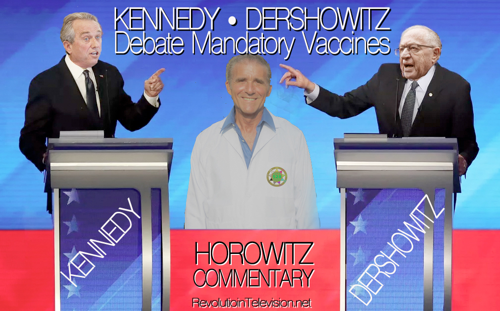 Kennedy Dershowitz Horowitz Debate Analysis